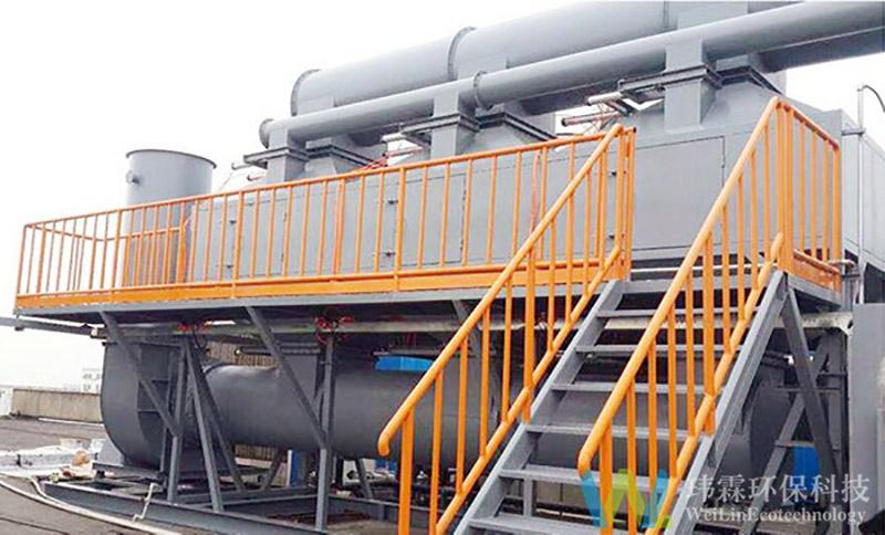 喷漆废气处理RCO催化燃烧处理ballbetapp