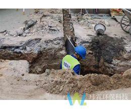 雨污分流  雨水和生活污水集中处理排放